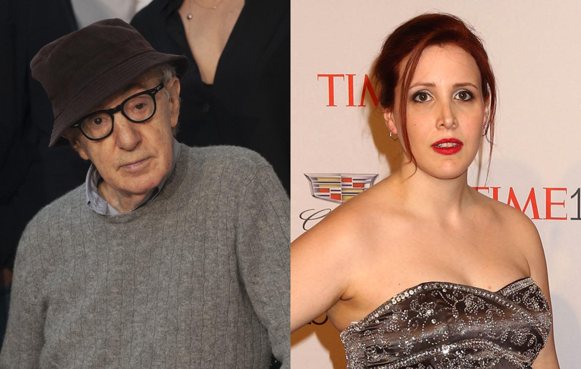 Woody Allen responds to abuse allegations in first TV interview for years