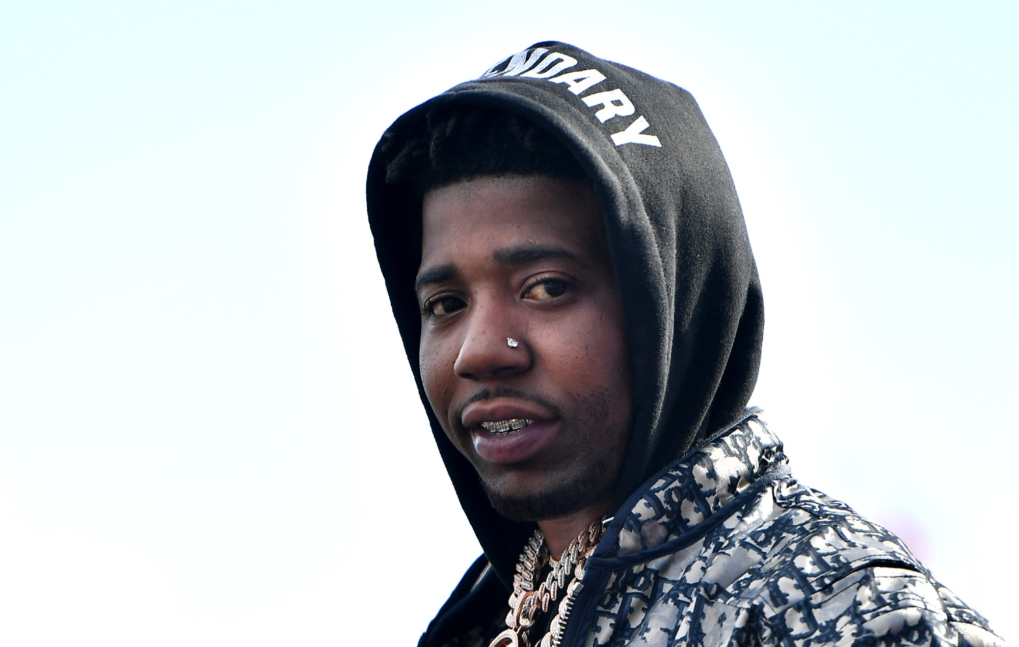 YFN Lucci has been released from jail on bond after murder charge