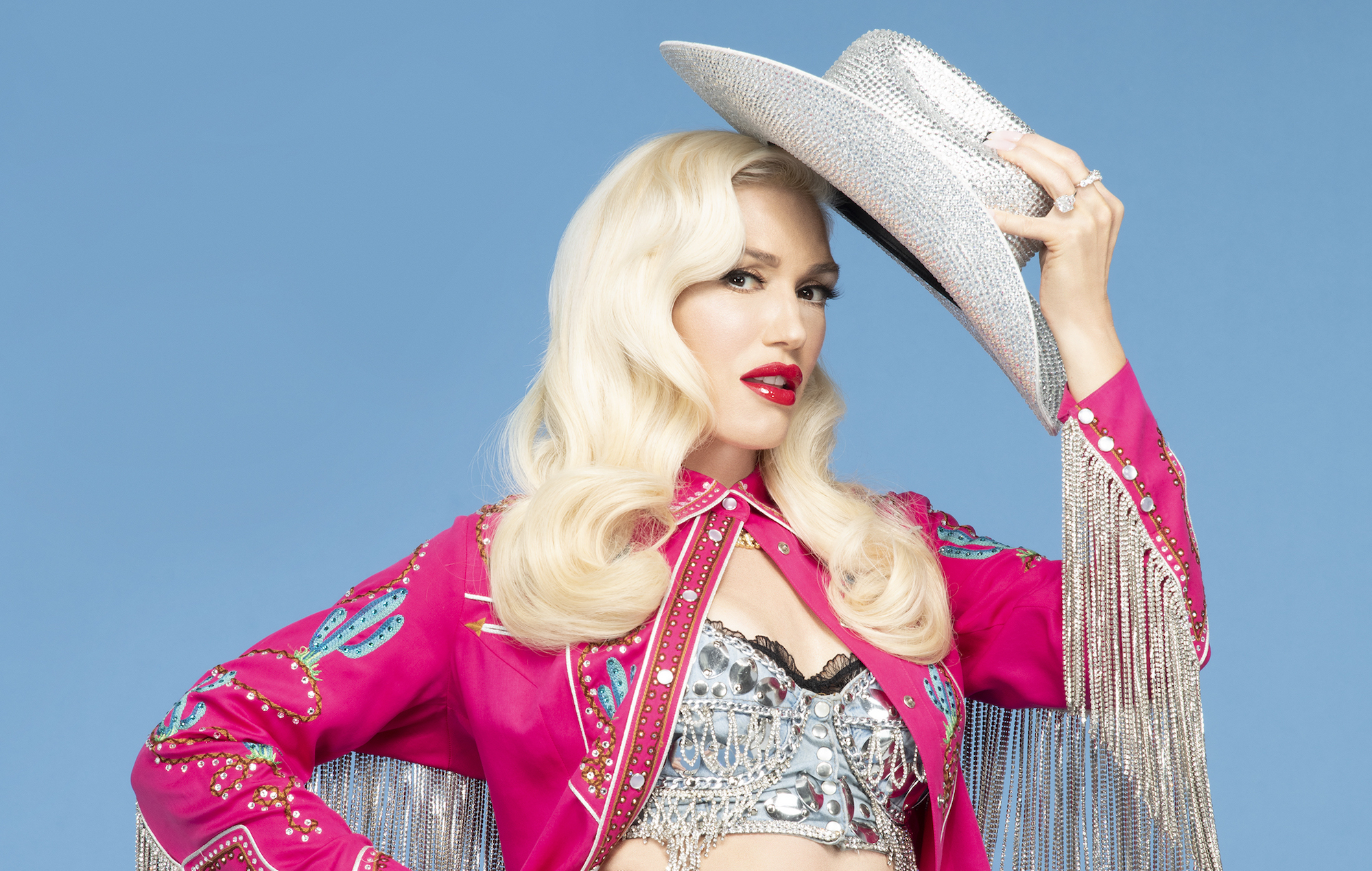 Gwen Stefani returns with sun-kissed new single 'Slow Clap'