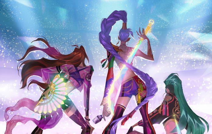 K-pop animated musical film sony