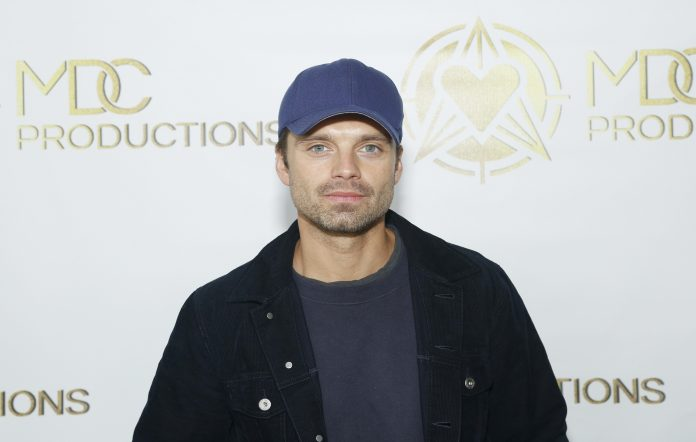 Actor Sebastian Stan