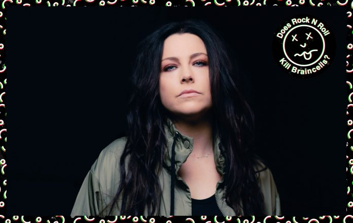 Does Rock N Roll Kill Braincells? Amy Lee, Evanescence NME interview