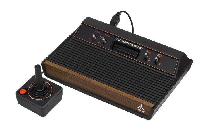 Atari 2600. Image Credit: Atari