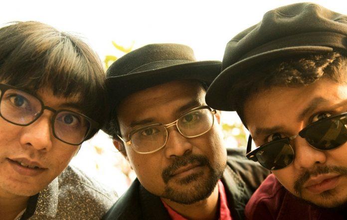 Listen to Bangkutaman's bluesy track 'Tabib' featuring Adrian Adioetomo