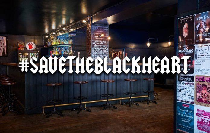The Black Heart