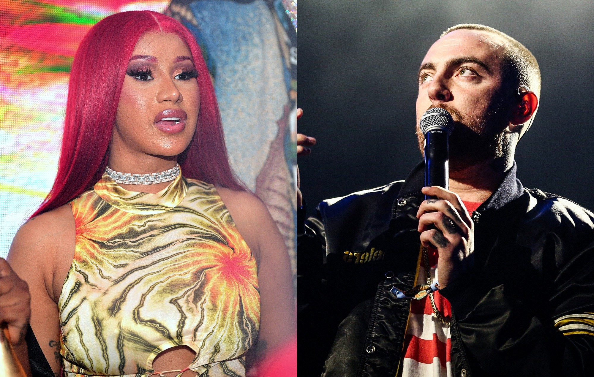 """Cardi B criticises online abuse of Mac Miller: """"Ya don't care until somebody is gone"""""""