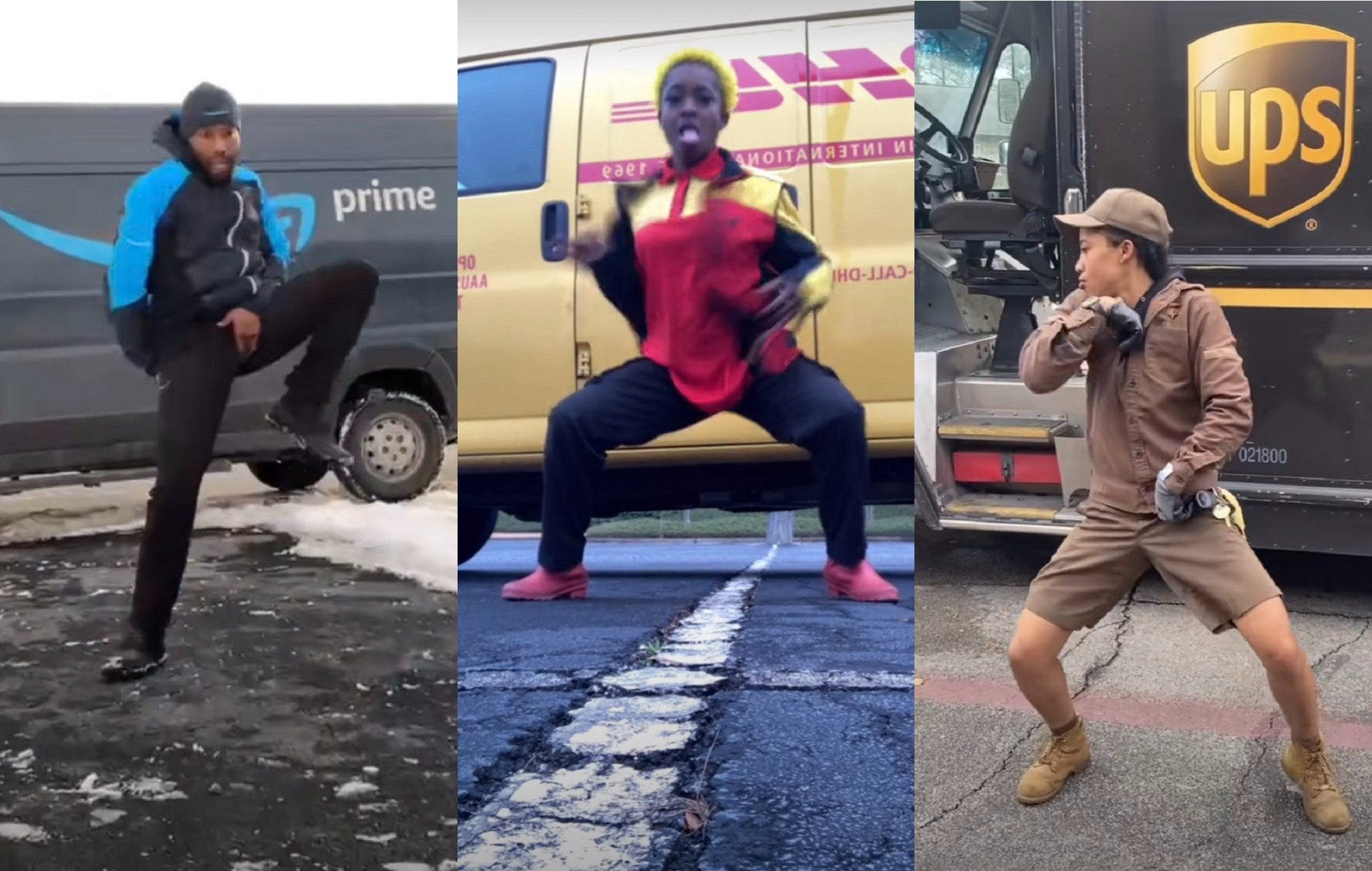 Cardi B's 'Up' soundtracks delivery drivers' dance battle on TikTok