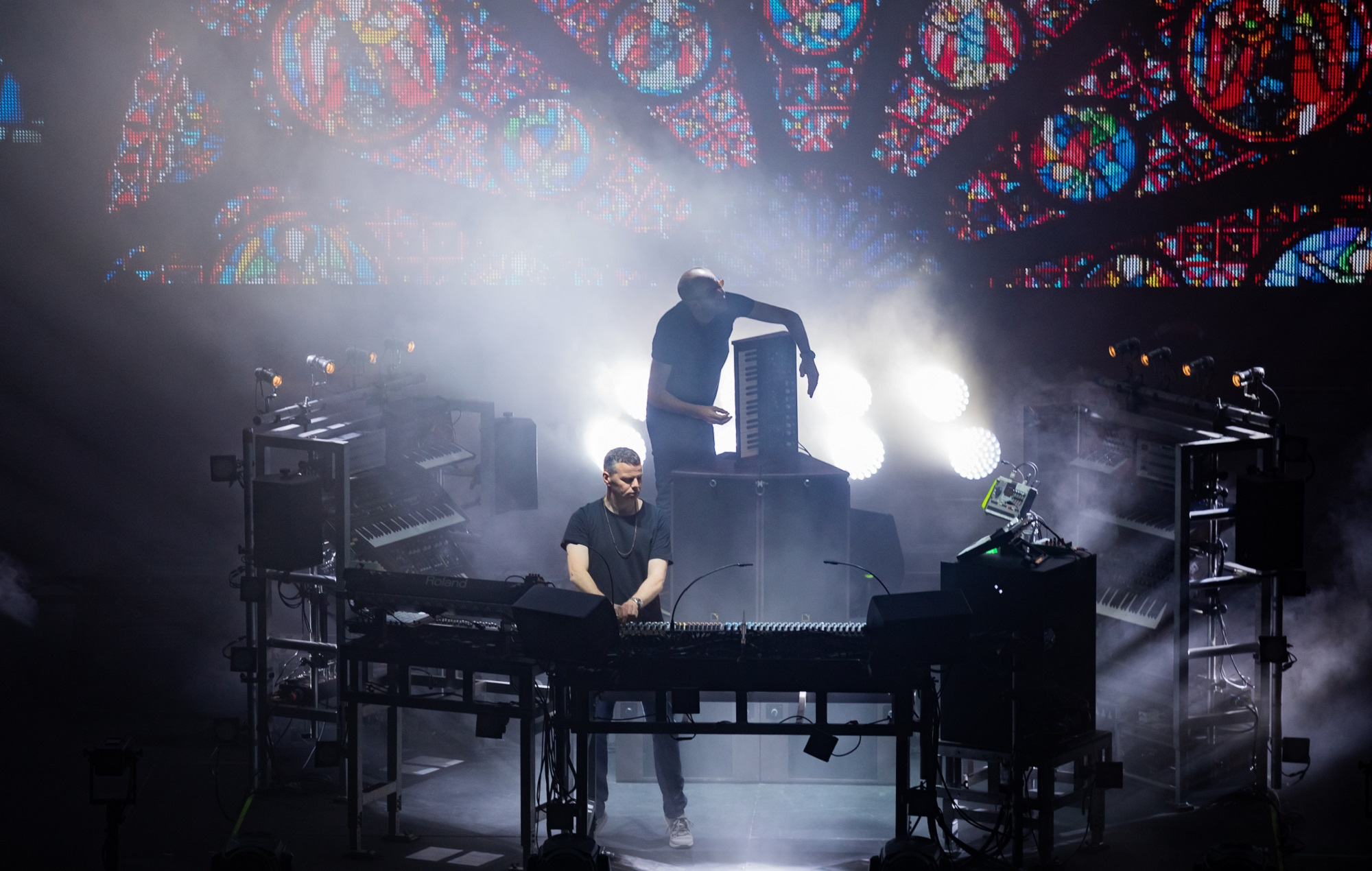 Listen to a brand new dub mix from The Chemical Brothers