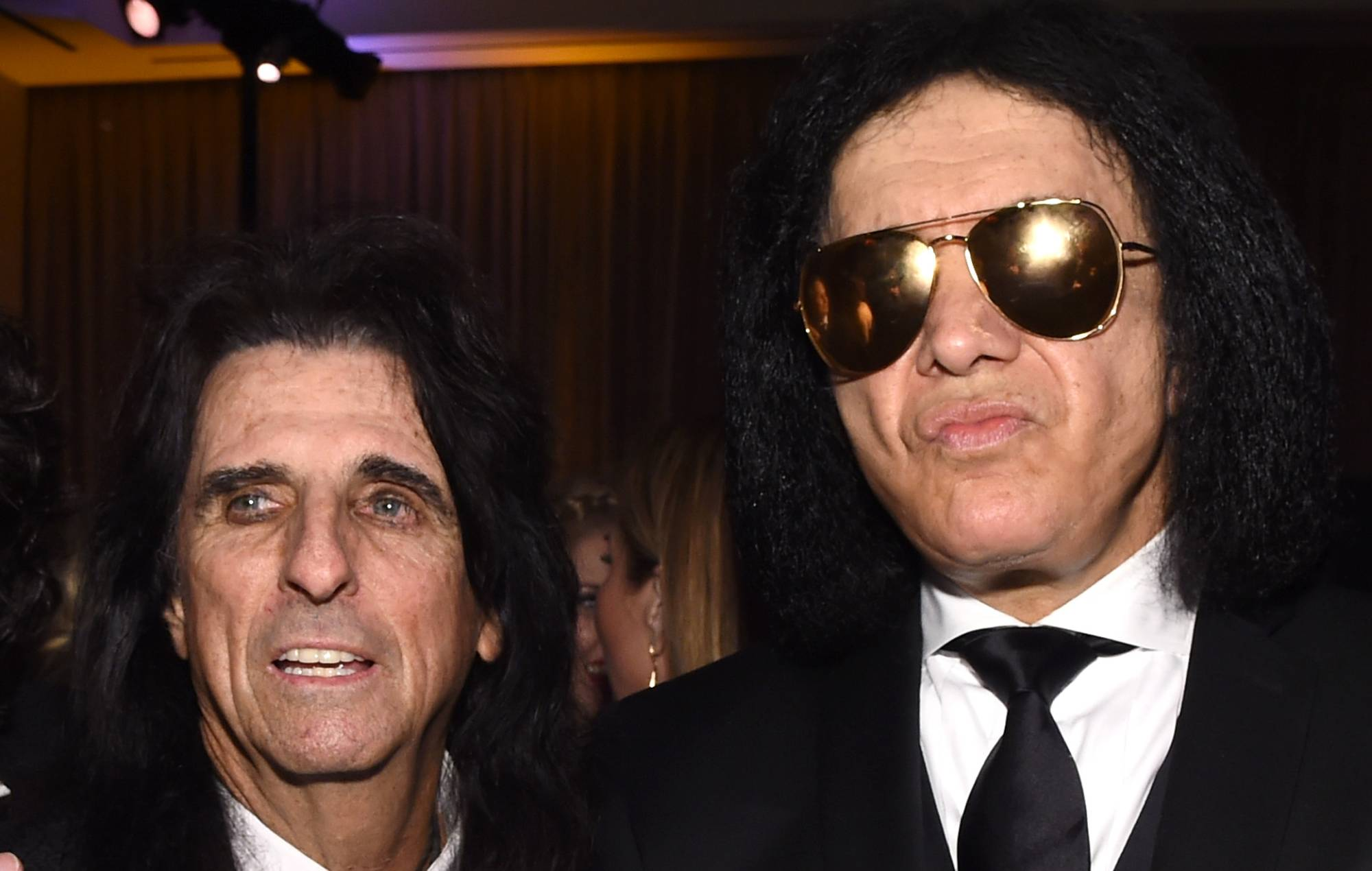 "Alice Cooper hits back at Gene Simmons' claim that ""rock is dead"": ""Kids are learning hard rock right now"""