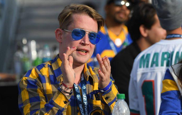 Macaulay Culkin AHS