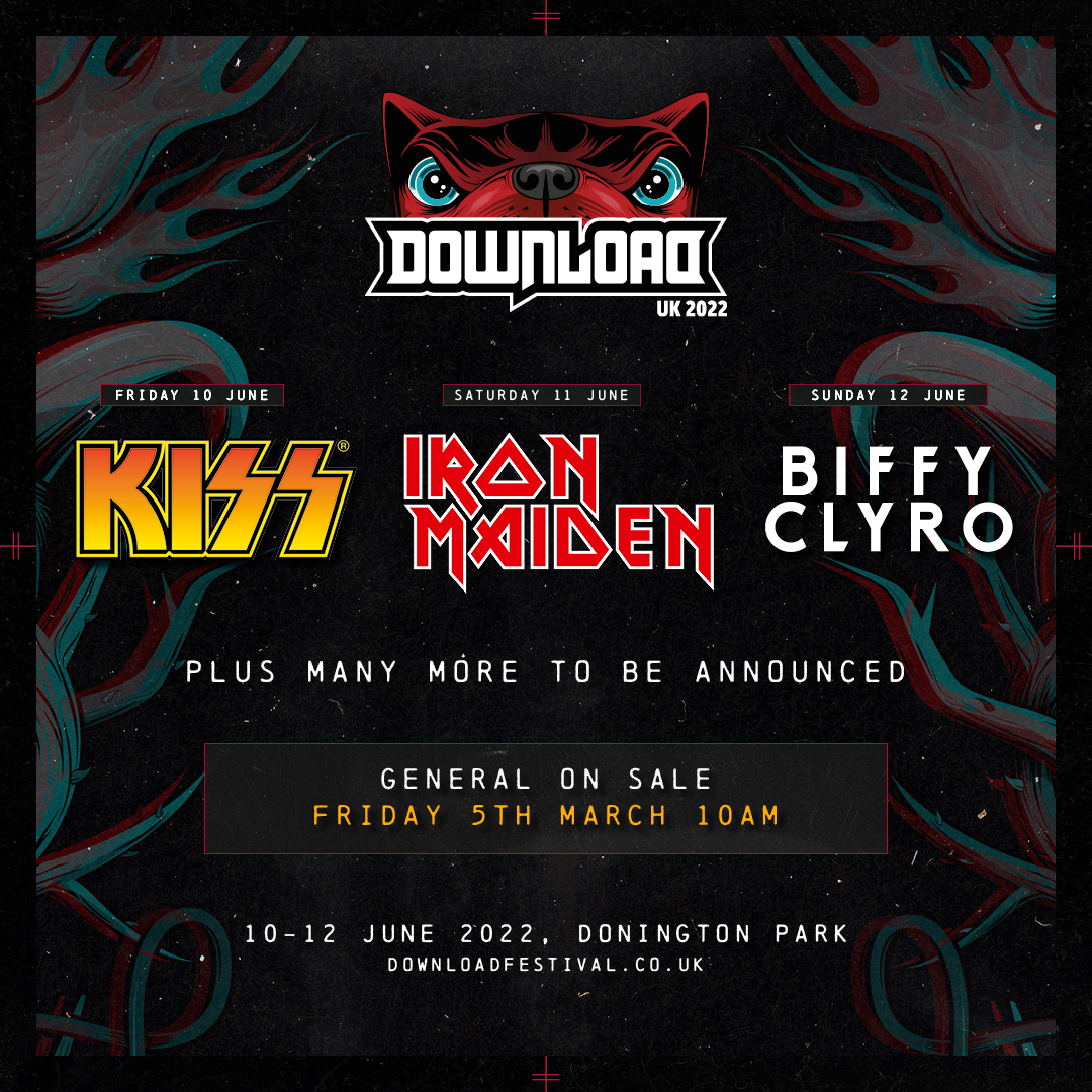 Download Festival confirms 2021 cancellation and announces headliners for next year 2