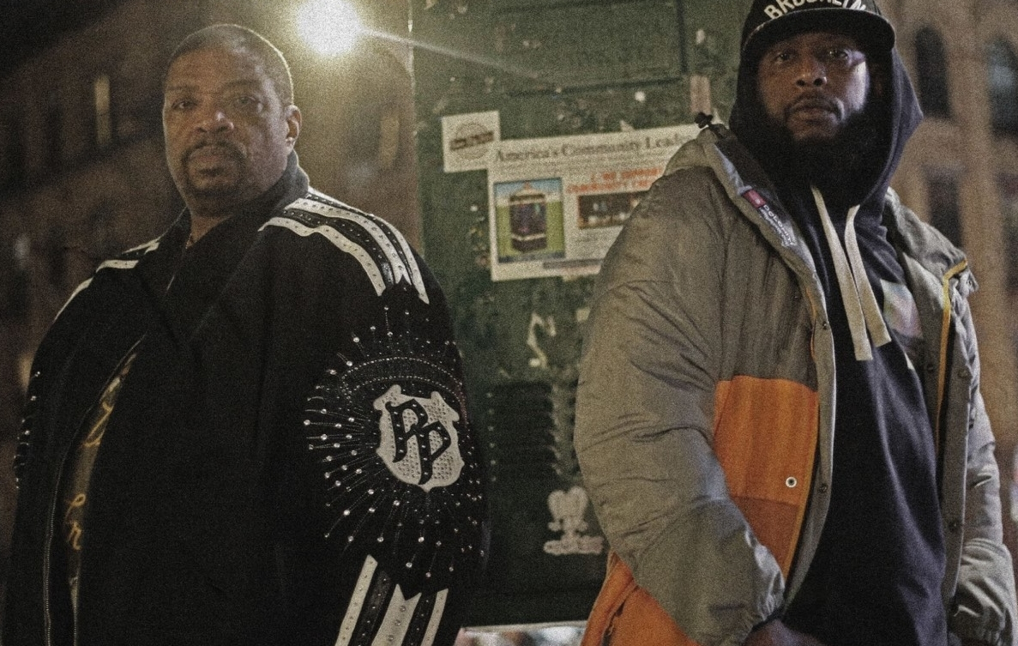 Talib Kweli and Diamond D as Gotham share new single with Busta Rhymes