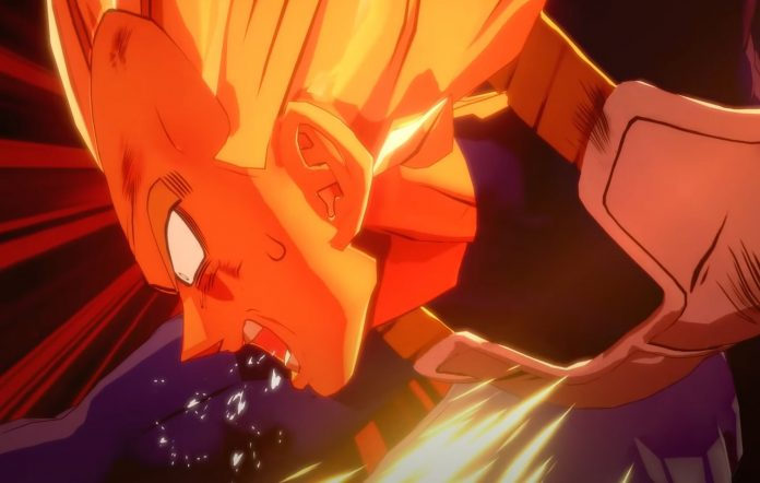 Dragon Ball Z Kakarot. Image Credit: Bandai Namco