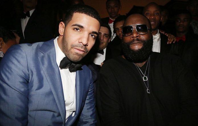 Drake and Rick Ross