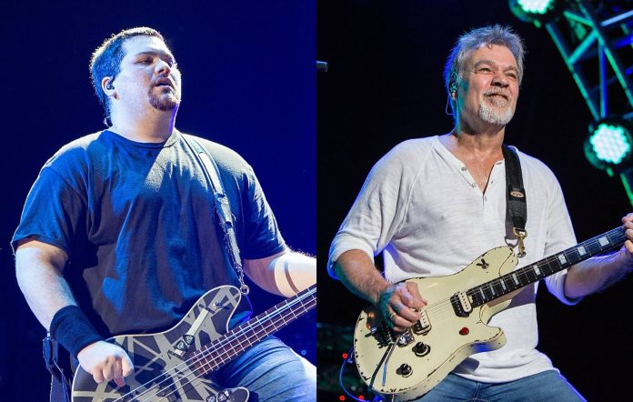 Wolf Van Halen Eddie Van Halen