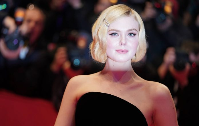 Elle Fanning Godfather