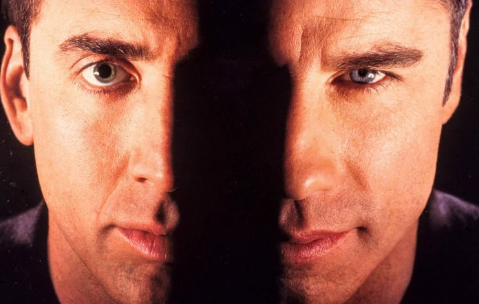 Face/Off - Cage and Travolta