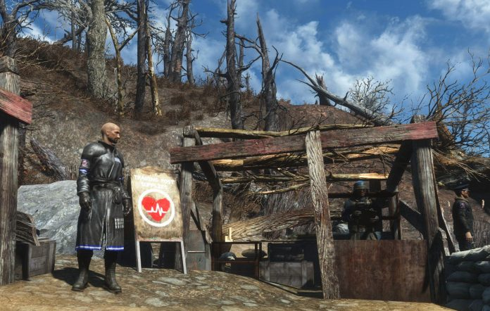 Fallout 4 Commonwealth Responders Mod