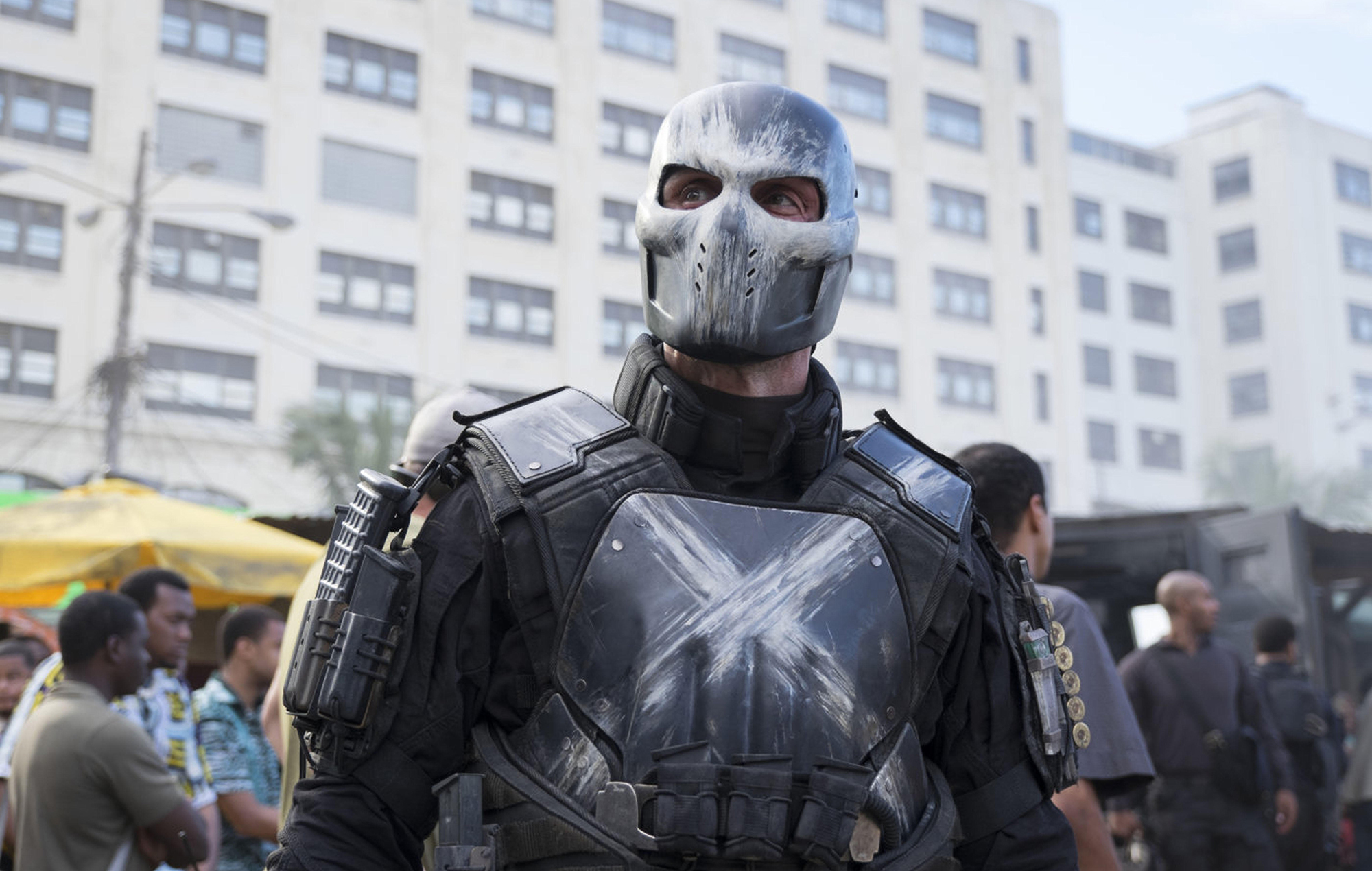 Frank Grillo reflects on Crossbones' MCU exit