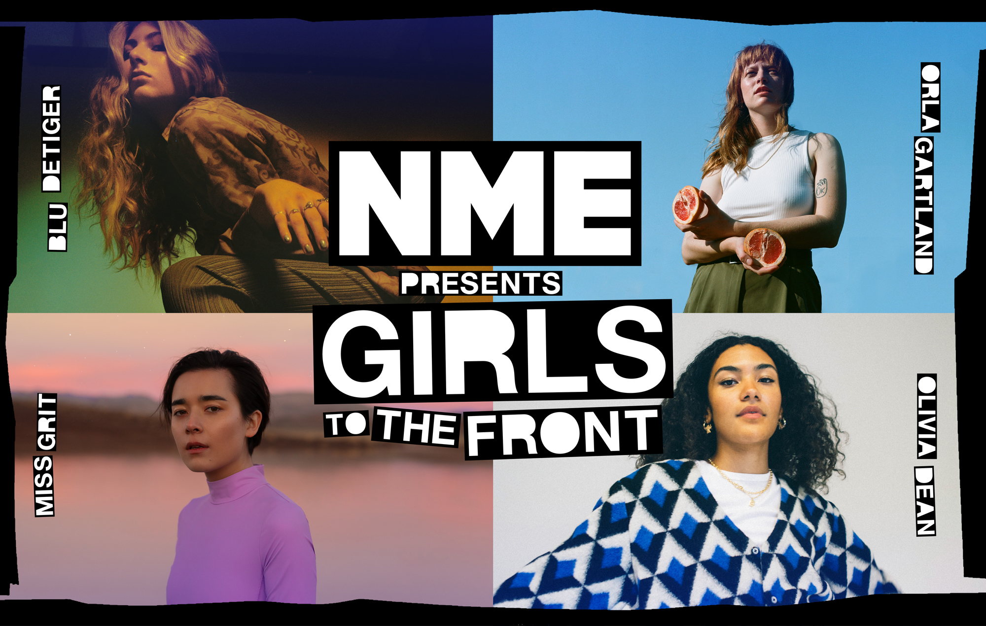 Watch's NME's Girls To The Front International Women's Day online show