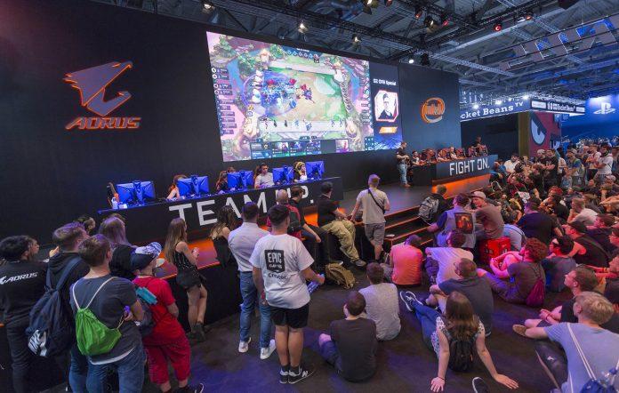 GamesCom 2019. Image Credit: GamesCom