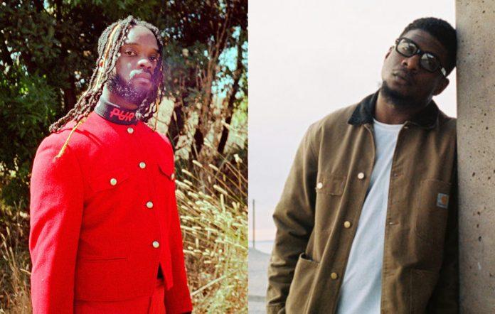 Genesis Owusu and Mick Jenkins