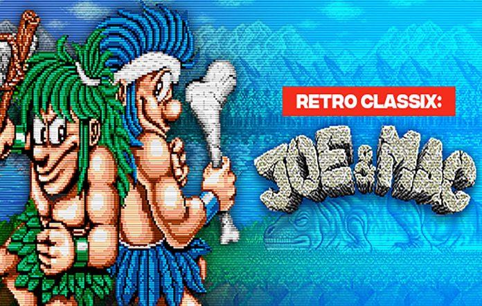 Joe and Mac arcade game. Image Credit: Data East/Ziggurat