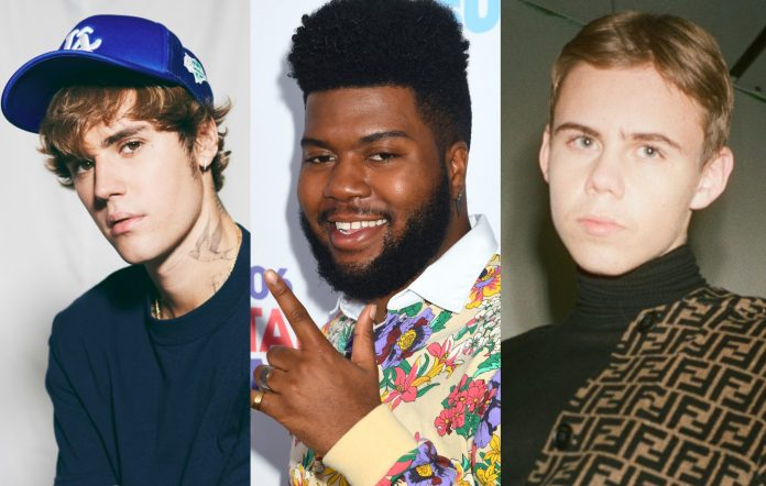 Justin Bieber reveals collaborations with Khalid, The Kid LAROI and more on forthcoming album 'Justice