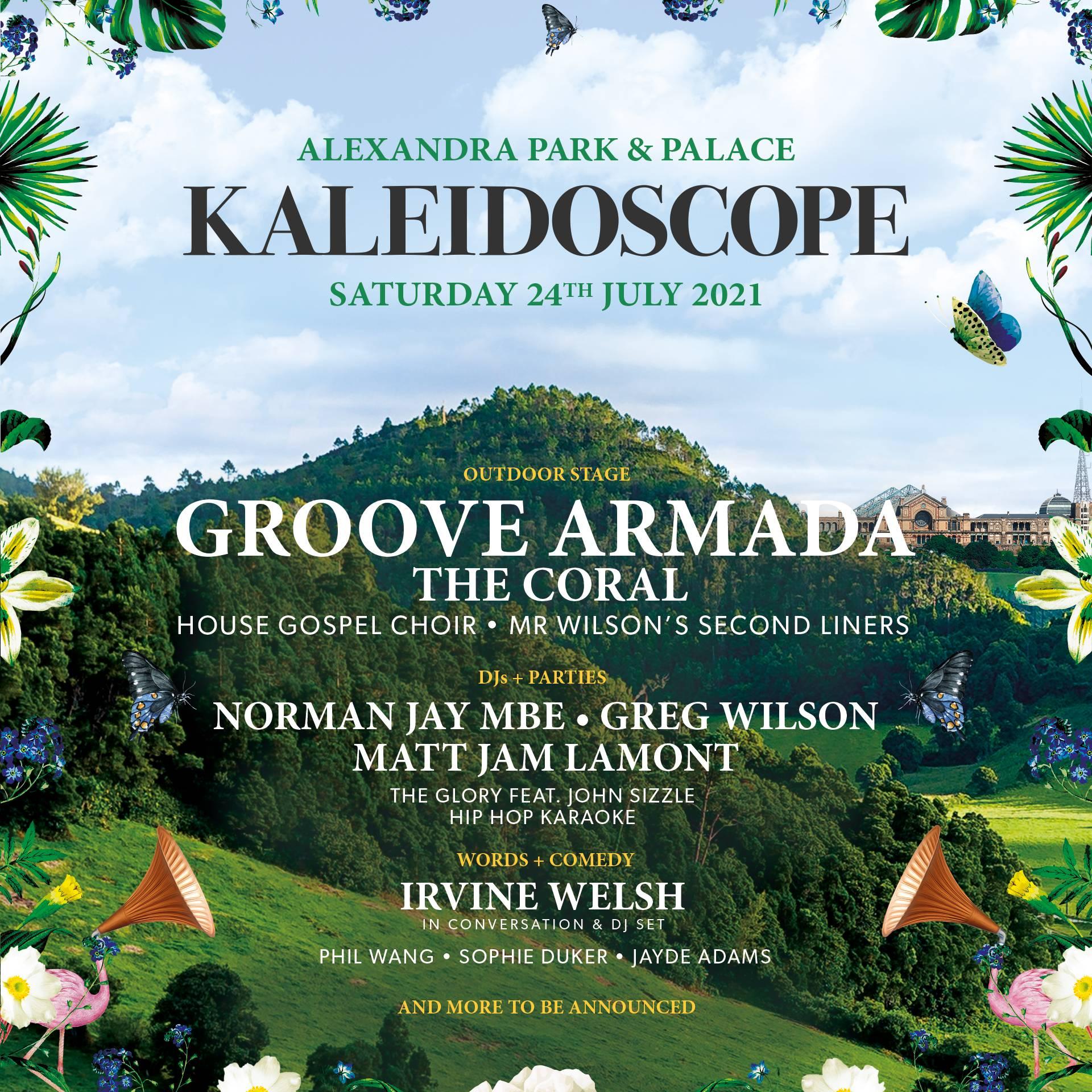 Kaleidoscope 2021