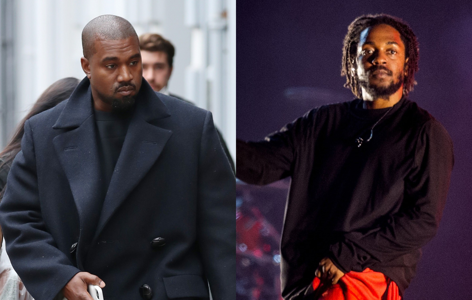 Hear Kanye West and Kendrick Lamar mashed up into 'Good Kid, Twisted Fantasy'
