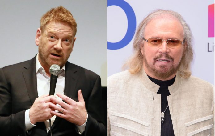 Kenneth Branagh Bee Gees
