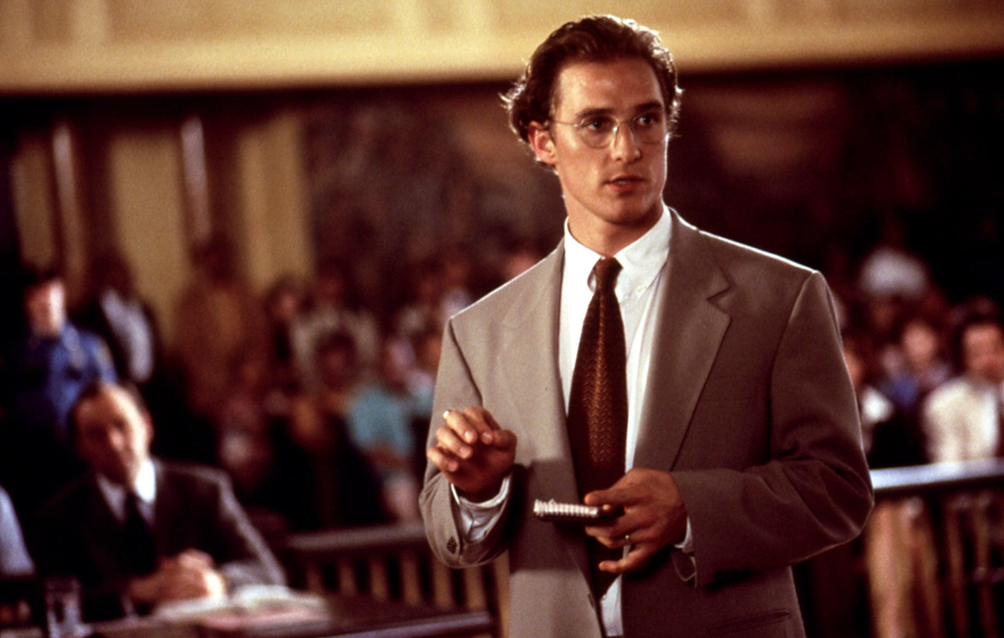 Matthew McConaughey in 'A Time To Kill'