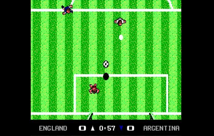 MicroProse Soccer. Image Credit: Ziggurat Interactive