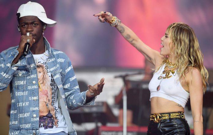 Miley Lil Nas