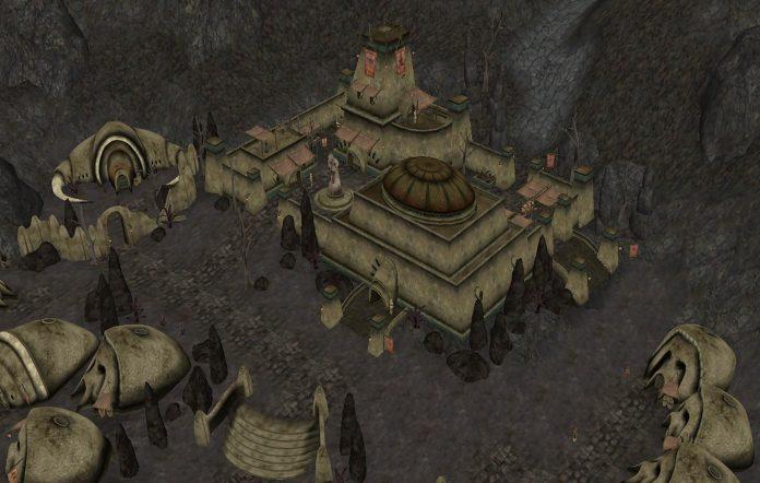 Morrowind Rebirth screenshot. Image Credit: trancemaster_1988