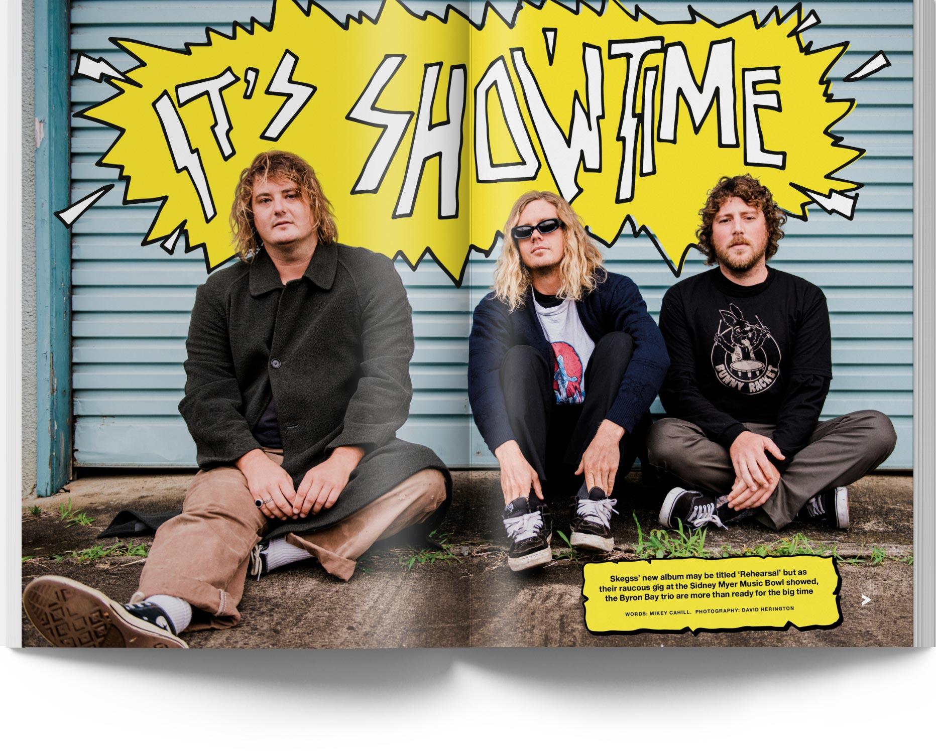 NME Australia Issue 16