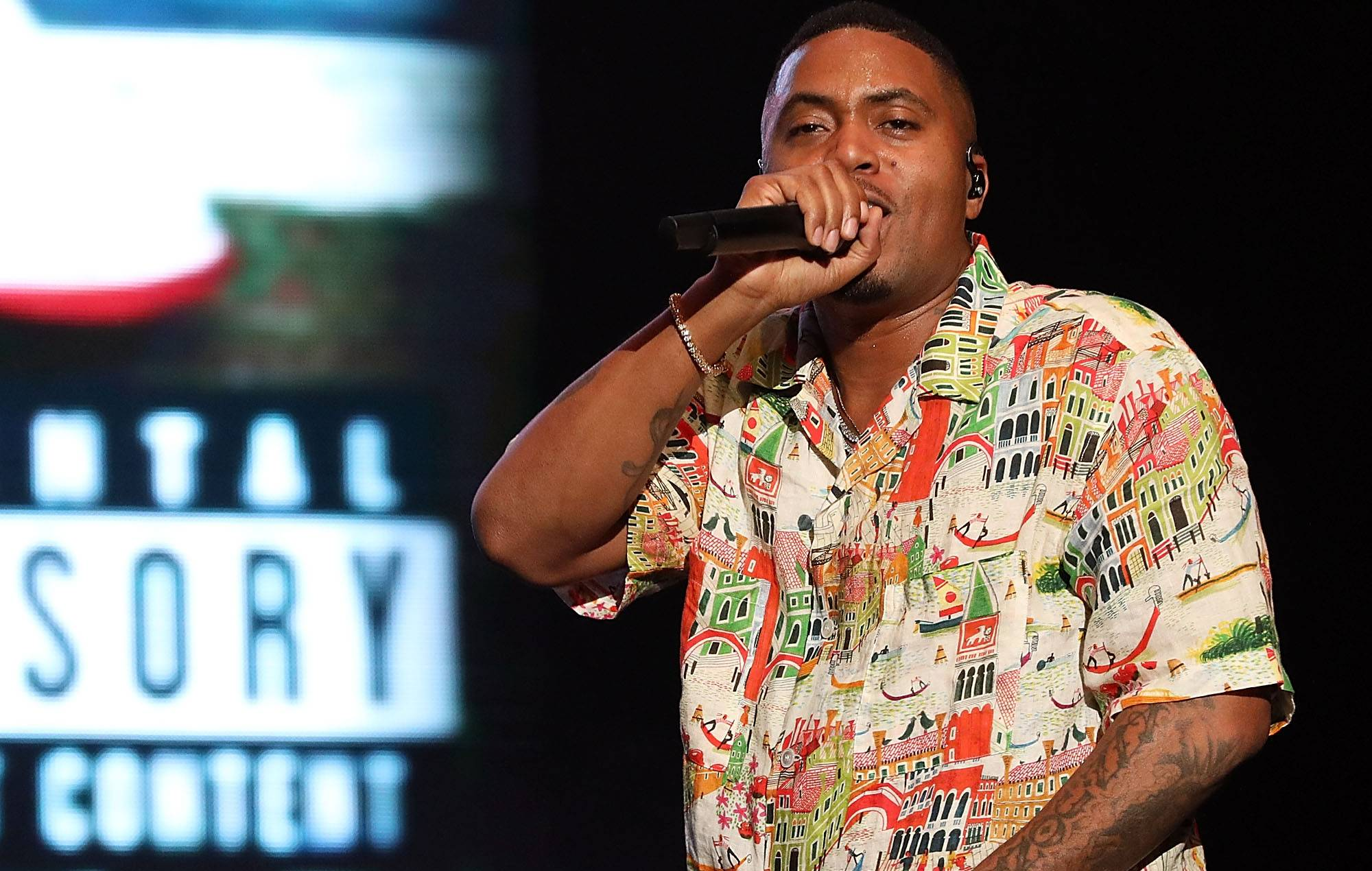 """Nas on modern rappers: """"There's no one keeping me up at night"""""""