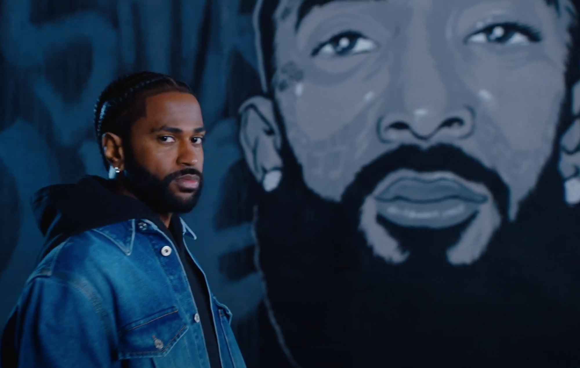 Watch Big Sean pay tribute to Nipsey Hussle in 'Deep Reverence' video