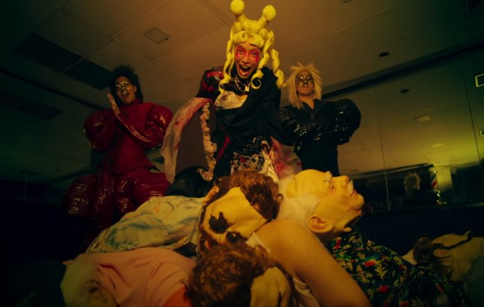 Watch Pyra trash sleazy sex tourists in 'yellow fever'
