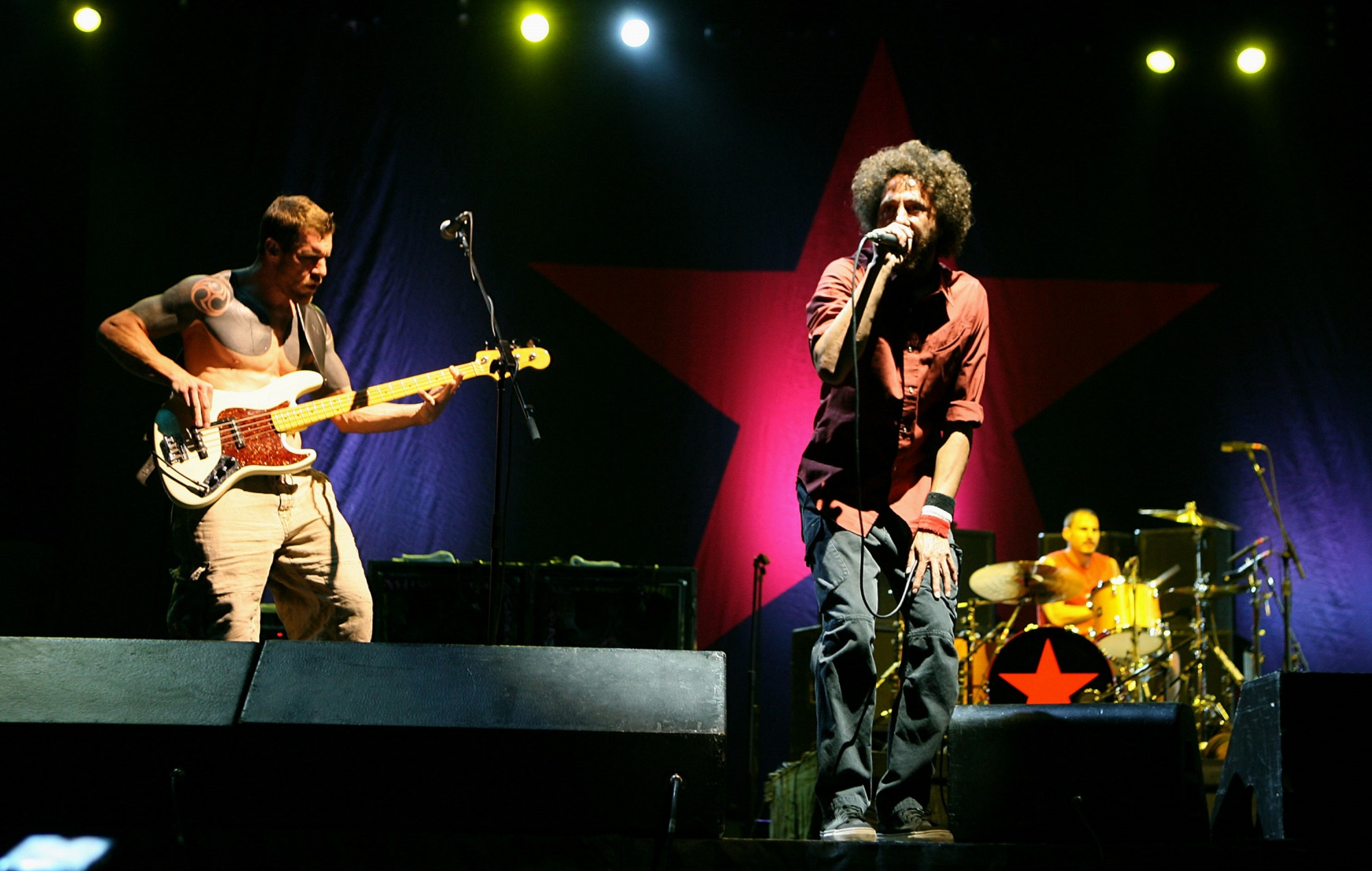 "Rage Against The Machine won't play socially-distanced shows: ""We'll never be sellouts"""
