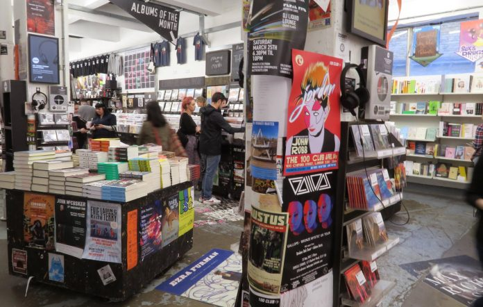 Rough Trade reopen