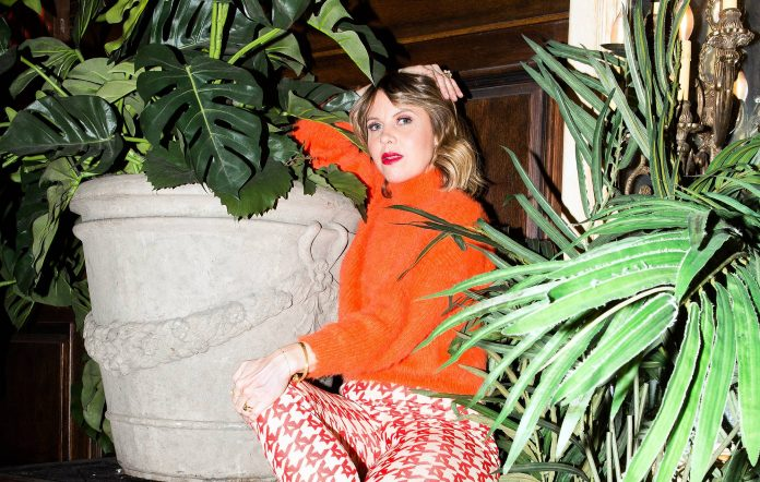 Arcade Fire's Sarah Neufeld. Credit: Press