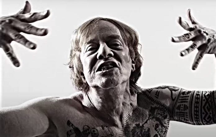 Watch Danny Elfman's outlandish music video for new single 'Kick Me'