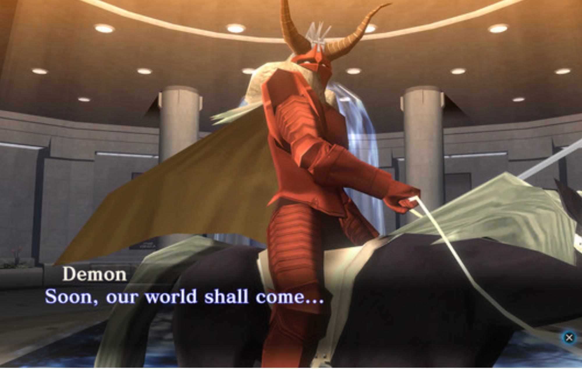 Shin Megami Tensei III Nocturne HD Remaster' announced