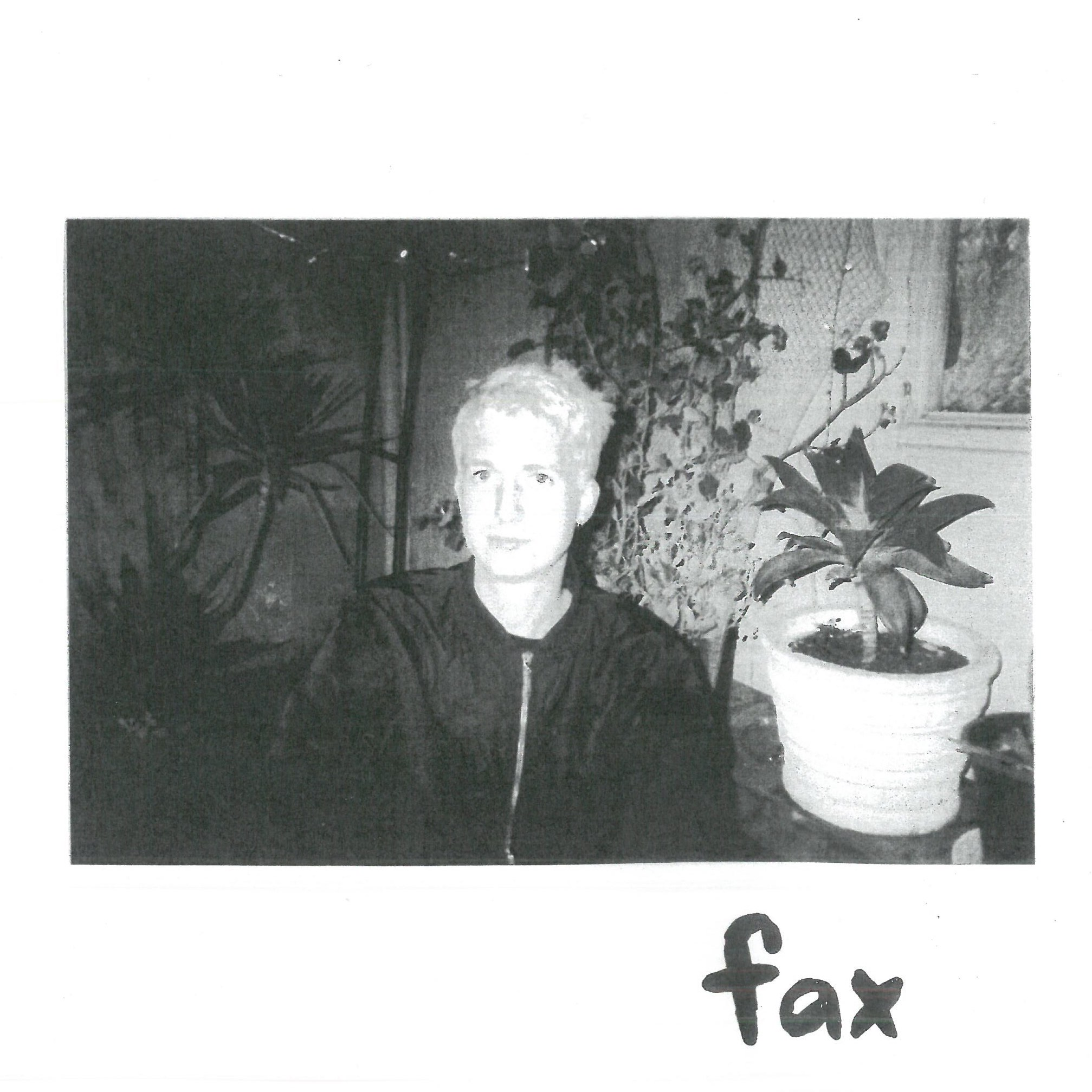 The album cover of Snowy Band's 'Fax'