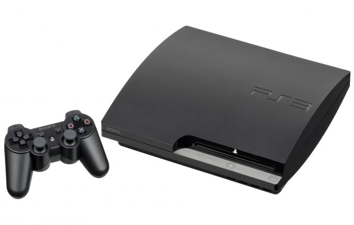 PS3 Console. Image Credit: Sony