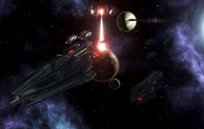 Screenshot of Stellaris: Nemesis