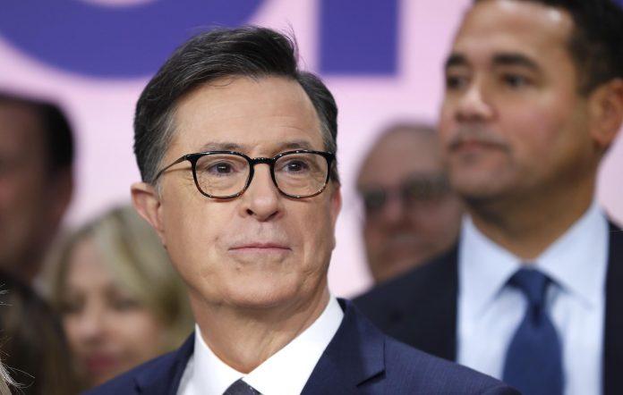 Stephen Colbert Friends