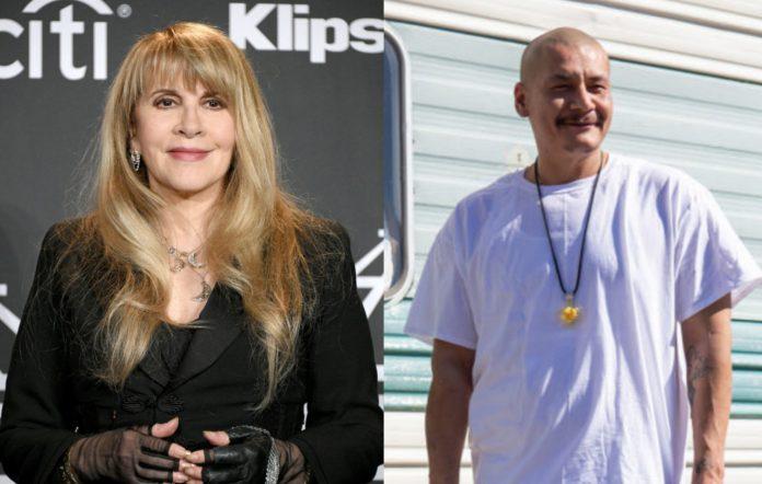 Stevie Nicks and Doggface