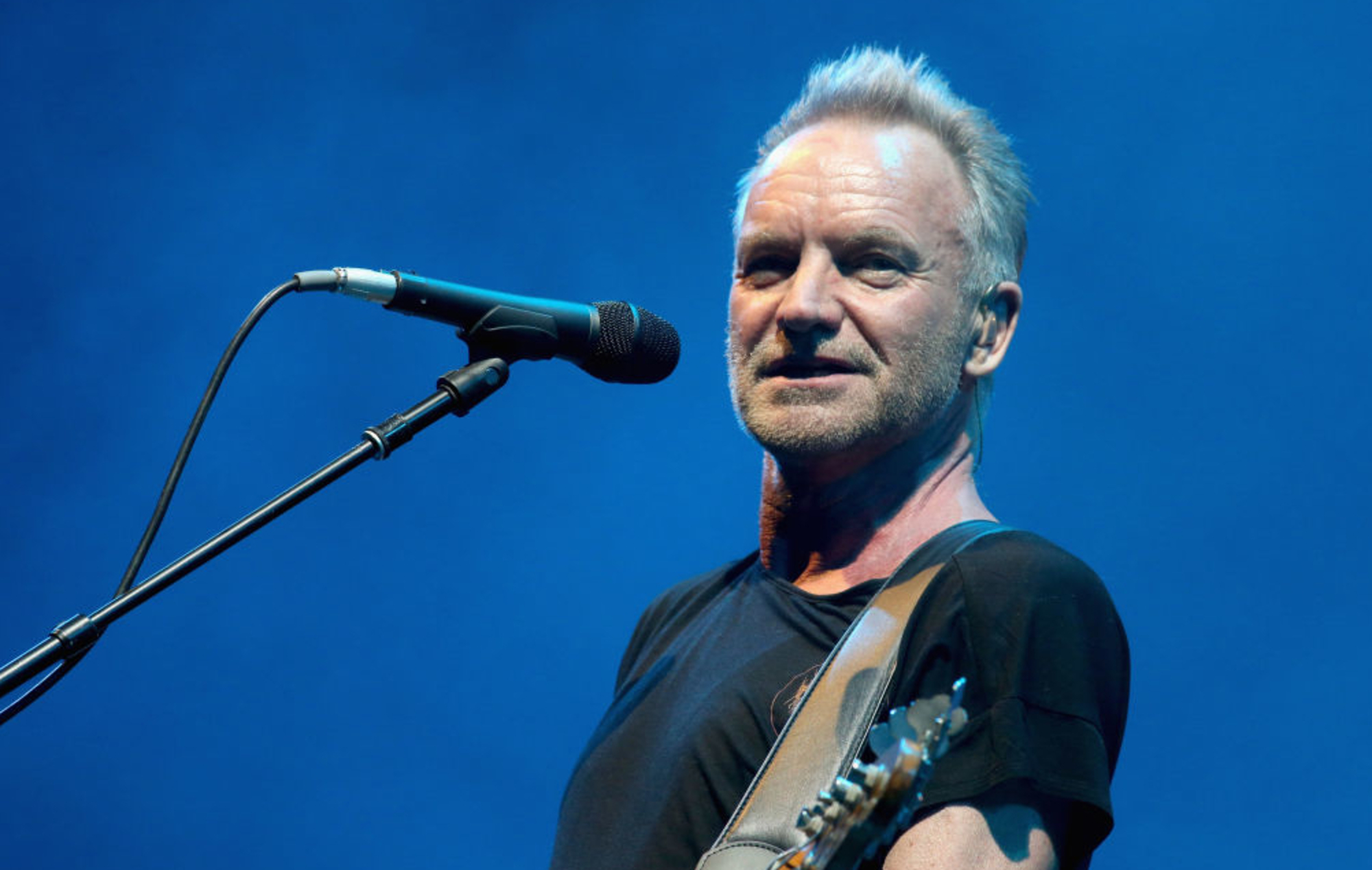 """Sting says he regrets Police reunion, labels it """"an exercise in nostalgia"""""""
